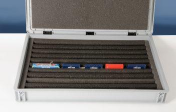 Midi-Trainbox/stehend/laengs